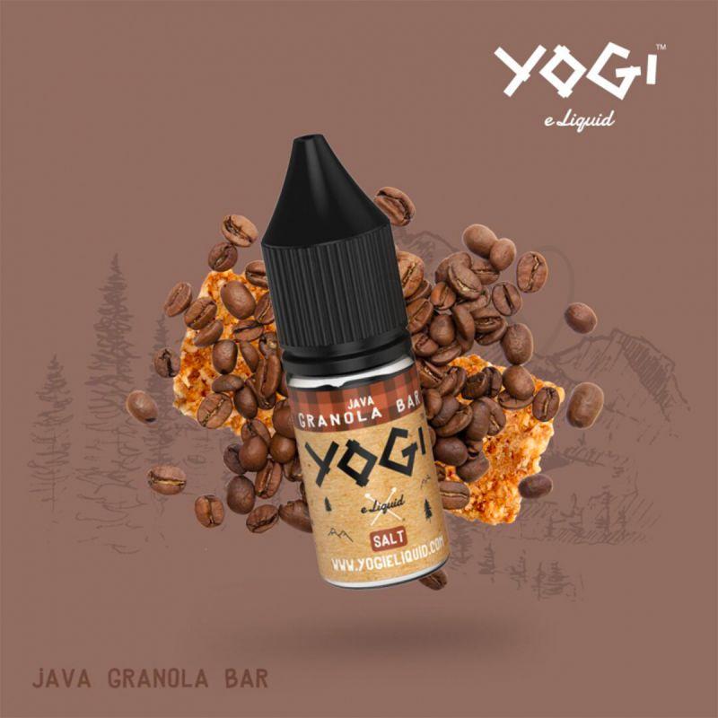 Java Granola Bar 10ml - Yogi Salt Nic