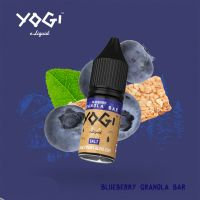 Blueberry Granola Bar 10ml - Yogi Salt Nic