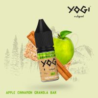 Apple Cinnamon Granola Bar 10ml - Yogi Salt Nic