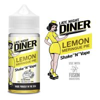 Late Night Diner Lemon Meringue Pie 50ml