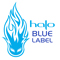 Halo Blue label