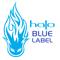 Halo Blue label