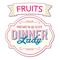 Dinner Lady Fruits 50ml