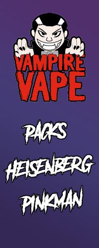 Packs VAMPIRE VAPE